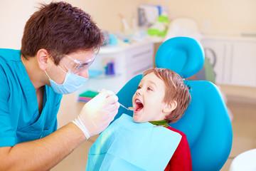 Nuestros tratamientos dentales para niños